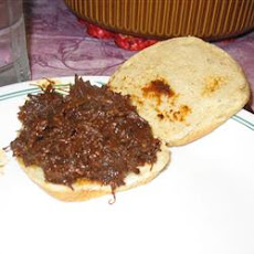 Slow Cooker Venison Sloppy Joes