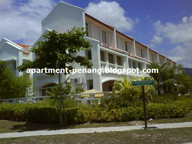 Ariza Courtyard Terrace Seri Tanjung Pinang Apartment