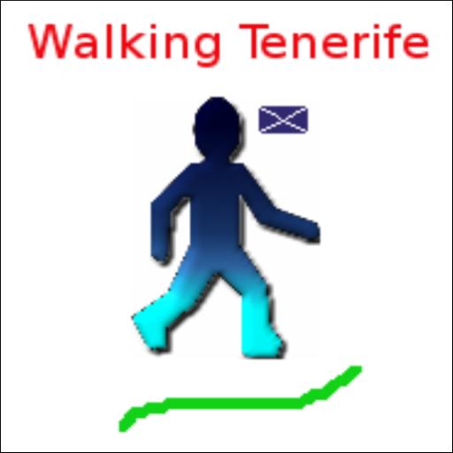 旅遊必備App Walking Tenerife LOGO-綠色工廠好玩App
