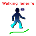 Walking Tenerife icon
