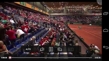 Screenshot of Tennis Channel Everywhere