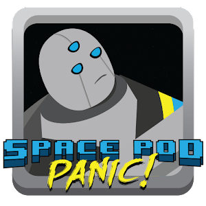 Cover art Space Pod Panic