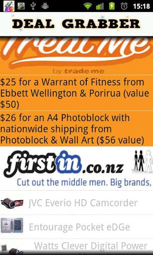 Deal Grabber NZ