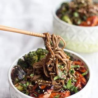 Soba Noodles And Hoisin Sauce Recipes