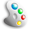 CMYK. icon