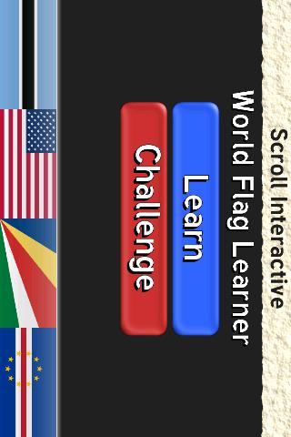 World Flag Learner