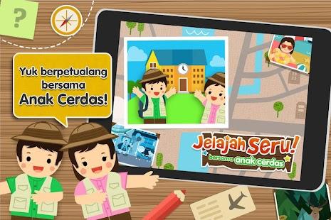 Jelajah Seru- screenshot thumbnail