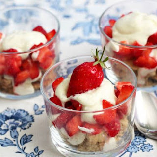 Champagne Trifle
