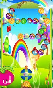 Unicorn Bubble Shooter - screenshot