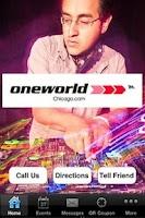 Screenshot of OneWorld