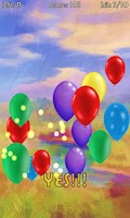 Screenshot of Shooting Balloons Games