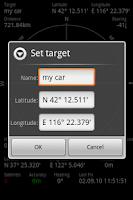 Screenshot of GPSHunt