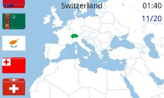 Screenshot of World of Flags Quiz