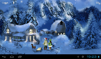 Screenshot of FGG Christmas Wallpaper Lite