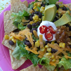 Taco and Black Bean Salad