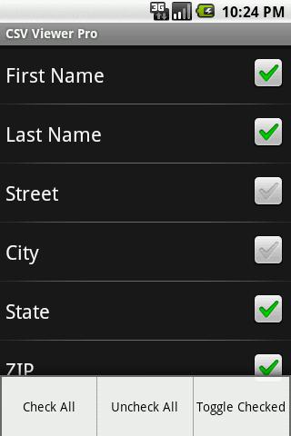 玩商業App|CSV格式查看器專業版免費|APP試玩