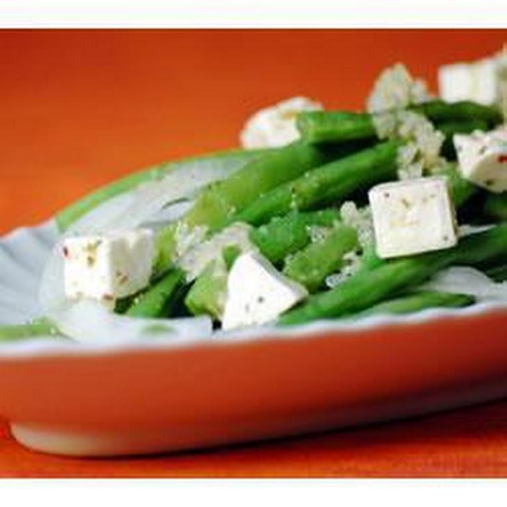 Green Bean And Feta Salad Recipe | Yummly