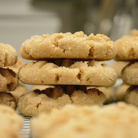 Peanut Butter Fools by Angelisa Bowman - Food & Drink Cooking & Baking ( macro, foodie, life is beautiful., beginner )