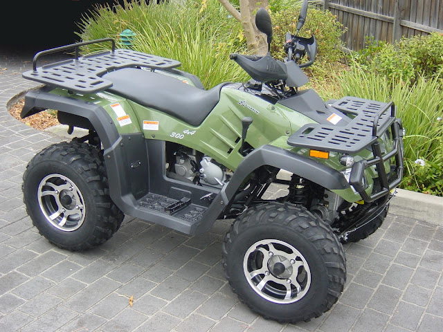 Kawasaki Quads For Sale Perth