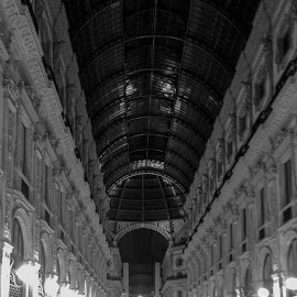 Milan Galleria - Interior by Angelo Peruzzi - Buildings & Architecture Other Interior
