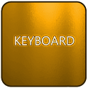 Orange Glass Keyboard Skin icon