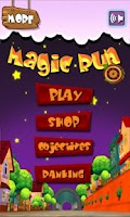 Screenshot of MagicRun