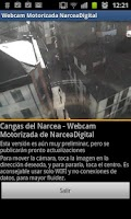 Screenshot of Webcam Móvil Cangas del Narcea