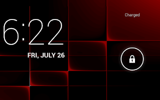 Screenshot of Nexus Neon Grid  HD  LWP