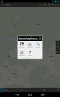 Screenshot of Geocaching4Locus