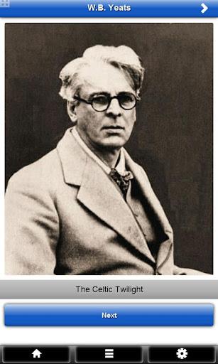 William B Yeats FREE
