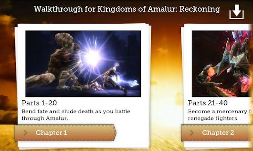 Kingdoms of Amalur Walkthrough