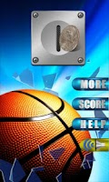 Screenshot of BasketBall Toss