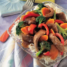 Campbell's Kitchen Beef Stir-Fry