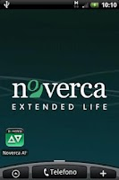 Screenshot of Noverca APN