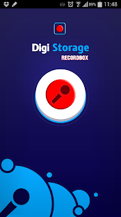 Digi Storage RecordBox - screenshot