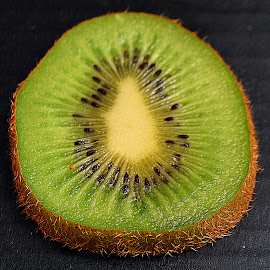 kiwi by Andrew Piekut - Food & Drink Fruits & Vegetables