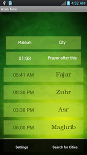 Azan Time for All Prayers APK for Nokia