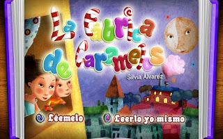 Screenshot of La Fábrica de Caramelos