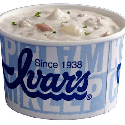 Ivar's New England Clam Chowder
