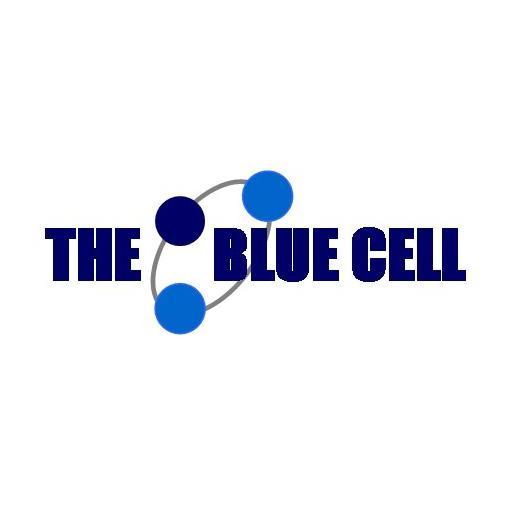 The Blue Cell LOGO-APP點子