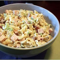 Turkey and Grape Pasta Salad