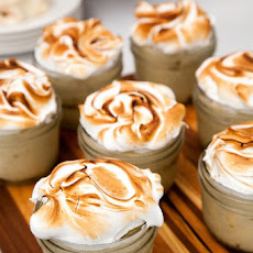 Roasted Banana Pudding