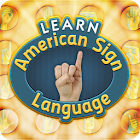 Learn American Sign Language icon