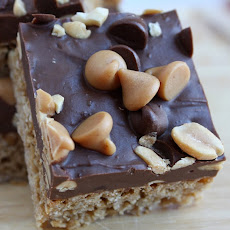 Candy Bar- Cookie Bars
