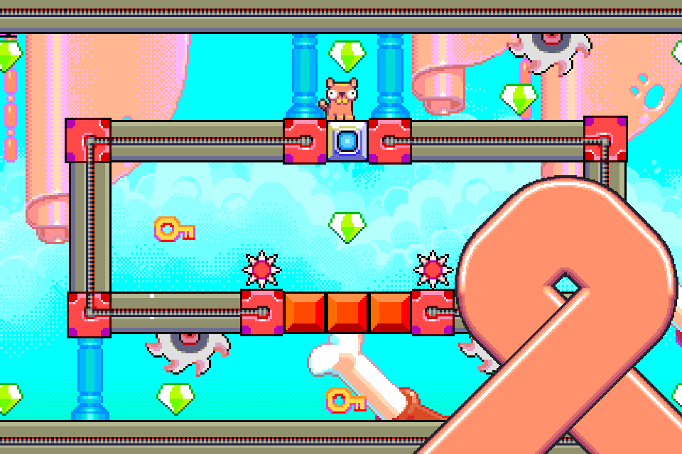 Silly Sausage in Meat Land Screenshot 7