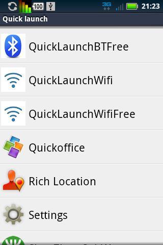 免費下載工具APP|QuickLaunchBT Free (Droid Pro) app開箱文|APP開箱王