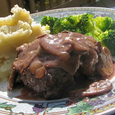 Best Salisbury Steak With Mushroom Gravy