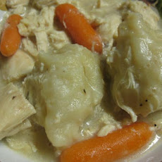 Old Fashion Chicken 'n Dumplings