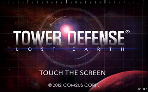 tower-defense for android screenshot