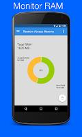 Screenshot of System Monitor